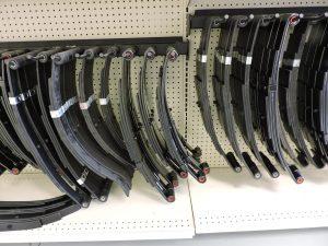 parts leaf springs on display pic